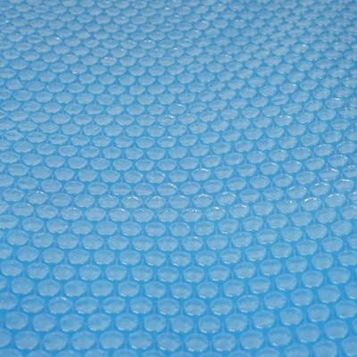 Pool-Abdeckung Wärmeplane Solarplane, Solarabdeckung, blau, Stärke: 200 µm, rund, 4,88 m – Bild 1