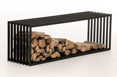 Kaminholzständer Irving 40x50x150 – Bild 4