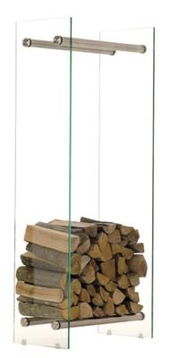Kaminholzständer Dacio E35x60x150 – Bild 1