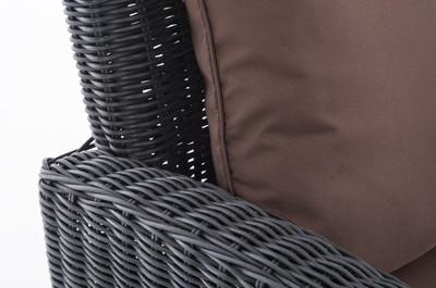 Sessel Fisolo Terrabraun 5mm – Bild 6