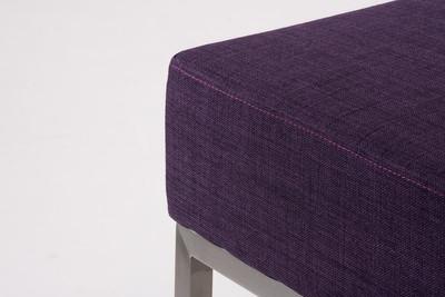 2er Sitzbank Lamega 40x80 STOFF – Bild 3