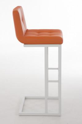Barhocker Carlton W78 orange – Bild 2