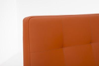 Barhocker Carlton W78 orange – Bild 5
