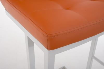Barhocker Carlton W78 orange – Bild 7