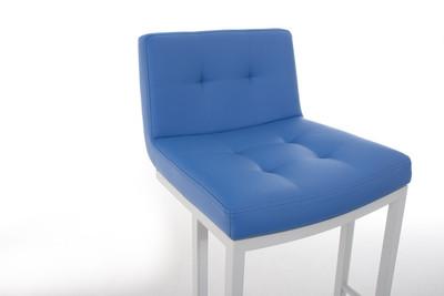 Barhocker Carlton W78 blau – Bild 3