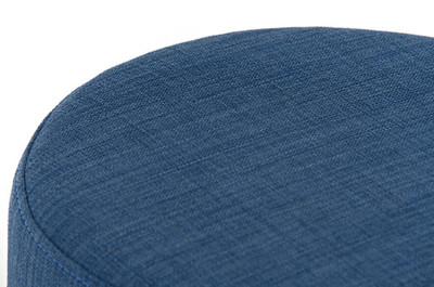 Barhocker Pisa E85 Stoff blau – Bild 2