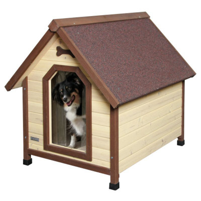 XL Thermo Hundehütte 4-Seasons mit Wärmeisolierung – Bild 1