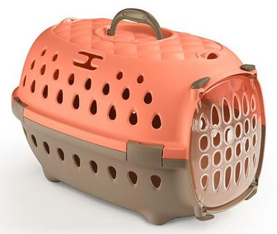 Transportbox Travel Chic peach – Bild 1