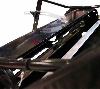 Rasenkehrmaschine 120 cm für ATV – Bild 2