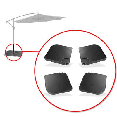 """Gewichte Sonnenschirmständer Ampelschirm """"Verona  – Bild 1"""