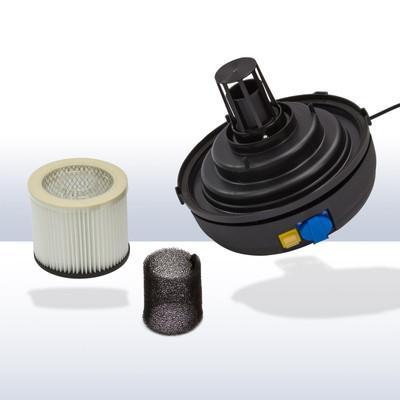Nass- Trockensauger 30 Liter 1400 Watt NTS30  – Bild 5