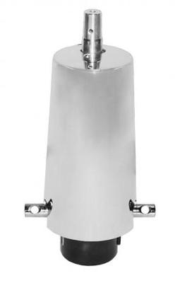 Pumpe Pedalwelle unten 4-Loch Hub 145mm   – Bild 3