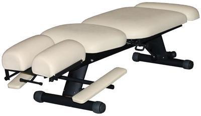 Chiropraktikliege4 Segmente beige     – Bild 3