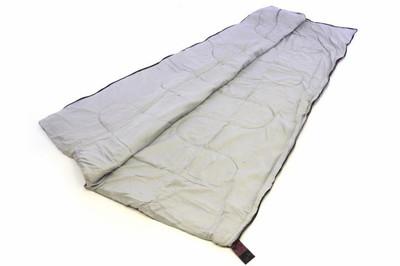 Schlafsack Kunlu 190 cm 170T Polyester weinrot 150g/m² 15-25°C Decke Camping 900g – Bild 4
