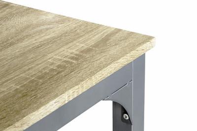 5 tlg Küchenset Sitzgruppe 1 Tisch 4 Stühle Esstisch Esszimmerstuhl Küchentisch – Bild 7