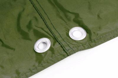 Schutzhülle für Gartenbank Abdeckhaube 180 x 62 x 90cm aus Polyester wasserdicht grün – Bild 6