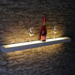 s.LUCE Cusa LED-Lichtboard 35 cm / Wandleuchte Up&Down / Alu-gebürstet – Bild 12