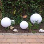 s.LUCE Globe Garten Kugelleuchte Ø 50 cm – Bild 12