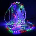 Digitaler LED-Strip RGB 5m Set / 150 LEDs 30W / inkl. Fernbedienung – Bild 6