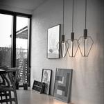 Ragno LED Pendelleuchte in außergewöhnlichem Design – Bild 1