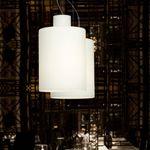 Corpo C / LED Pendelleuchte / Einzelpendel / Aluminium gebürstet – Bild 1