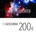 Einkaufsgutschein / 200,- Euro – Bild 1