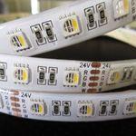 10m LED Strip-Set / Ultra-Hell HighLumen / Funk-Controller+FB / RGB Kaltweiss – Bild 3