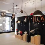 FLOS Glo-Ball Basic 1 Tischleuchte mit Dimmer / Glas weiss – Bild 1