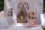 Krabbeldecke / Spieldecke / Bodenquilt, passend zu Spielhaus  Fairy  von Win Green, in 2 Grössen