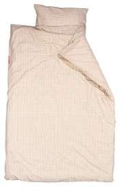 Kinderbettwäsche oder Jugendbettwäsche Vichy Karo, 100 x 135 oder 135 x 200 cm, in 8 tollen Farben