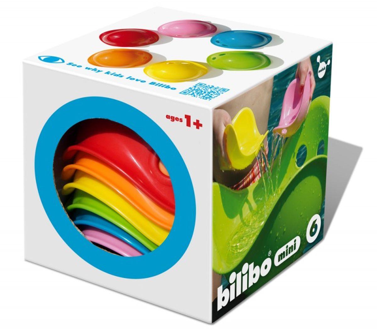 Bilibo Mini Im 6er Pack Das Ausgefallene Spielzeug Fürs Kreative