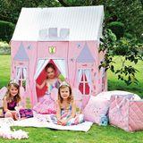 Krabbeldecke / Spieldecke / Bodenquilt, passend zu Spielhaus  Prinzessin  von Win Green, in 2 Grössen