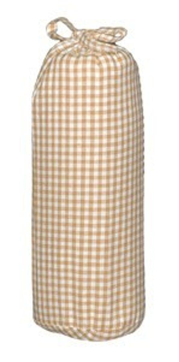 kinderbettw sche spannbettlaken leintuch vichy karos in sieben farben. Black Bedroom Furniture Sets. Home Design Ideas