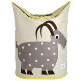Aufbewahrung im Kinderzimmer | Wäschekorb Ziege, von 3 sprouts, 48 x 56 x 28 cm