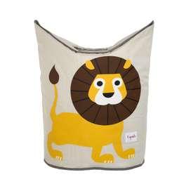 Aufbewahrung im Kinderzimmer   Löwe Wäschekorb, von 3 sprouts, 59 x 48 x 33 cm