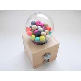 Wundervolles Holzspielzeug, Automat, Gatcha Gatcha, kiko+