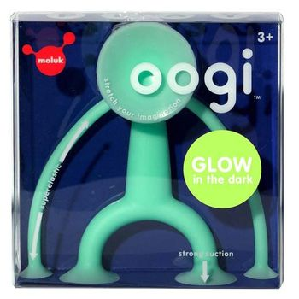 Ausgefallenes Spielzeug, Oogi glow in the dark, von moluk