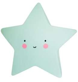 Stern Licht in Mint, von A Little Lovely Company