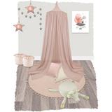 """Verträumter Kinderteppich """"Heloise"""", 95 % Baumwolle, 140 cm Durchmesser, von Nattiot"""