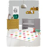 "Babyweicher Kinderteppich ""Holly"", 120 x 170 cm, von Nattiot"