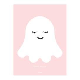 """Poster """"Mrs.Ghost"""", aus Dänemark, A3,  von roommate"""