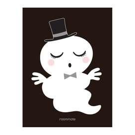"""Poster """"Mr.Ghost"""", aus Dänemark, A3, von roommate"""