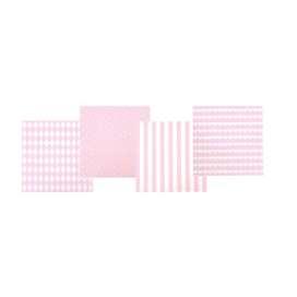 20 Servietten in rosa, für die Kinderparty und den Kindergeburtstag, von Jabadabado