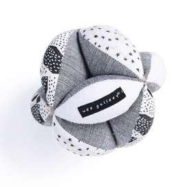 Sensorikball, Puzzleball, Baby Spielball,  Organic Sensory Puzzle Ball , aus Bio Baumwolle, von wee gallery