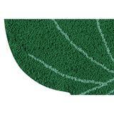 Teppich  Monstera Leaf , 120 x 160 cm, 100% Baumwolle, waschbar, Lorena Canals