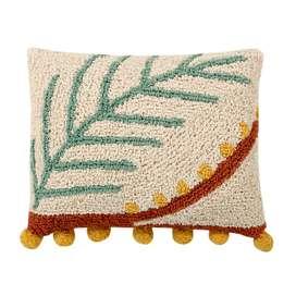 Kuschelkissen  Palm , 38 x 48 cm, aus Baumwolle, von Lorena Canals