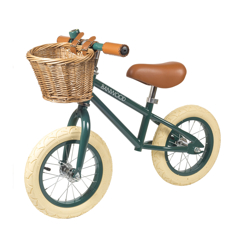laufrad balance bike in dunkelgr n von banwood. Black Bedroom Furniture Sets. Home Design Ideas