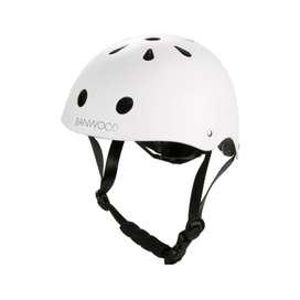 Cooler Kinder Helm, in weiß, Gr. XS für Kinder von 3 bis 7 Jahren, von Banwood