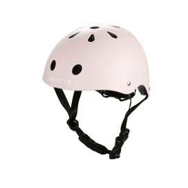 Trendiger Kinder Helm, in rosa, Gr. XS für Kinder von 3 bis 7 Jahren, von Banwood