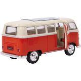 Modellauto mit Retro Charme  VW Classical Bus , von Legler